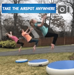 Use an AirSpot anywhere