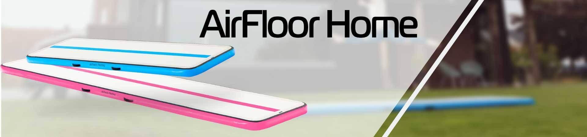 KIKILIVE Inflatable Gymnastics Mat 4 8inches   Amazoncom