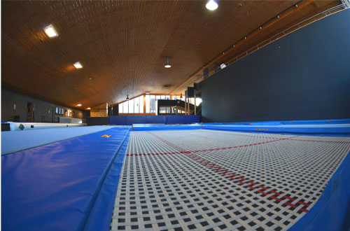 Indoor Ground/Pit Trampolines